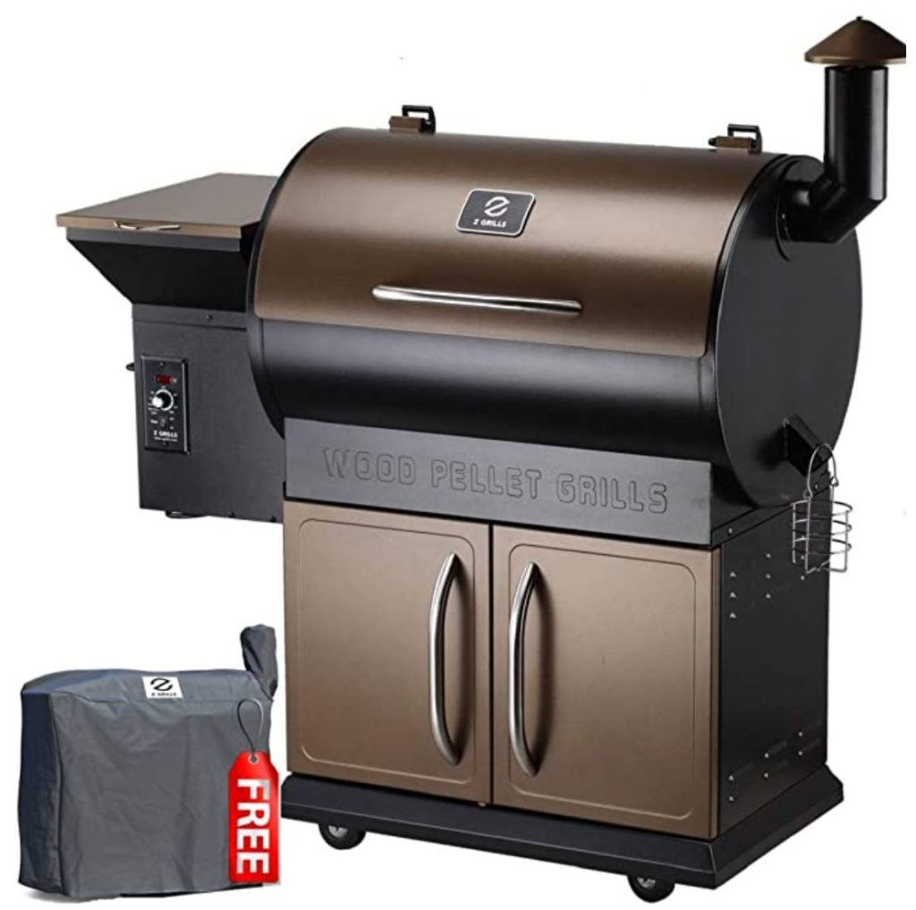 Z_GRILL 700 BRONS