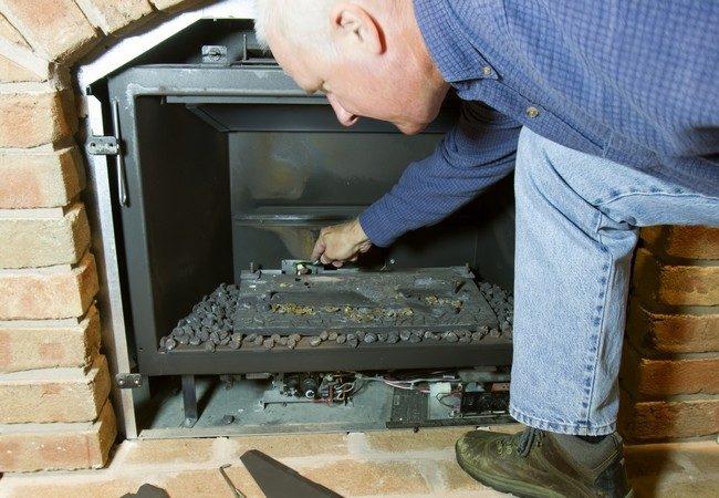 onderhoud van gashaard en gaskachel door de firma Van Simaeys